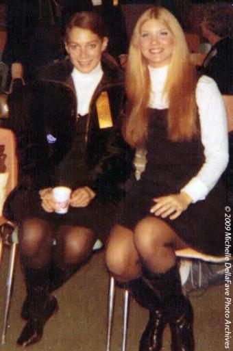 Michelle & Sheryl Ullman at station(adj)