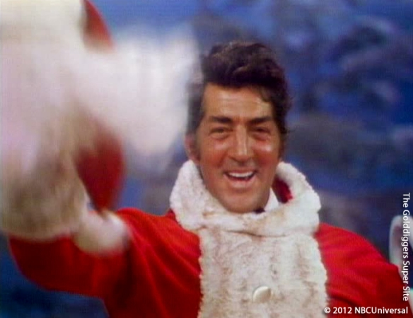 Dean Martin Christmas.The Dean Martin Christmas Special The Golddiggers