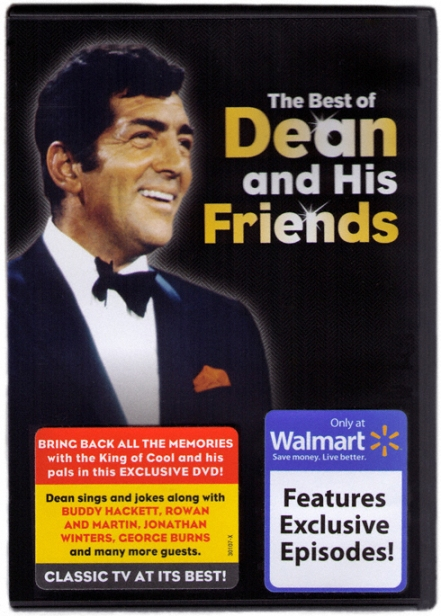 The Best of Dean and His Friends Cover