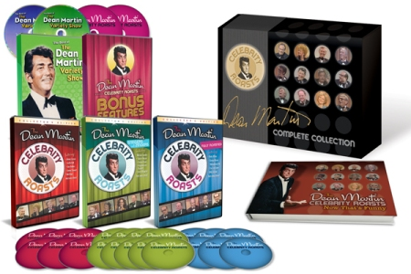 Dean Martin Celebrity Roast boxed set